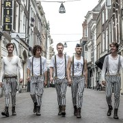 Dutch band Scotch with support Sinister Flynn live at The Bungalow this Saturday