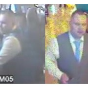 Police release images of man they are trying to trace regarding Johnstone Town Centre assault