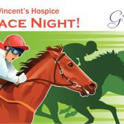 Charity Event: St Vincent's Hospice Race Night at The Glynhill Hotel Renfrew this month