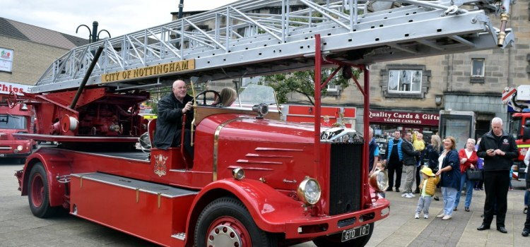 Fire Engine Rally returns to Johnstone on Saturday