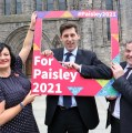 "Minister for Scotland offers his ""whole-hearted support"" for Paisley 2021"