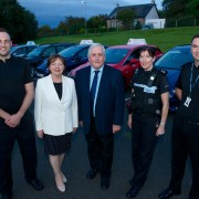 New partnership programme launches in Renfrewshire to keep young drivers safe on the road