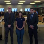 Gavin Newlands MP discusses Brexit concerns with Apple