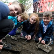 Hundreds of buddies take part in archaeology Wee Dig 2017 event in Paisley