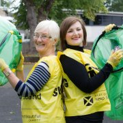 Further engagement sessions announced for Team Up to Clean Up in Erskine and Paisley