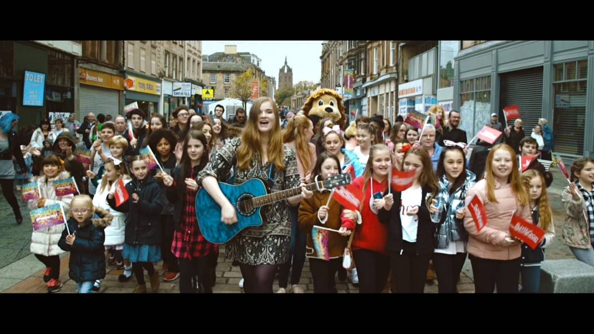 Lisa Kowalski wins place at London busking competition