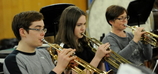 Renfrewshire school pupils in unique link up with RSNO as part of Spree festival