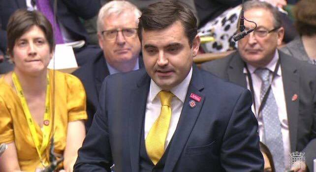 MP Newlands urges UK to work with the international community to find solution for Syria