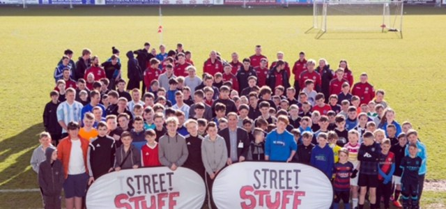 Street Stuff takes home top prize at COSLA Awards