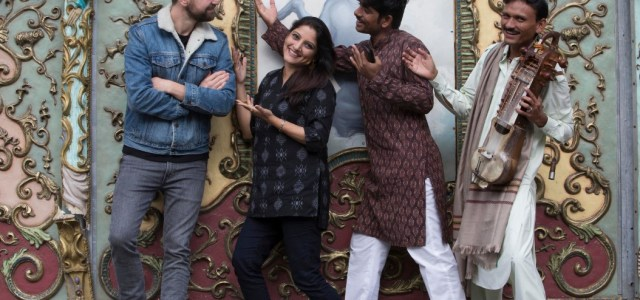 Paisley's Spree festival launches with Scottish-Indian concert link-up