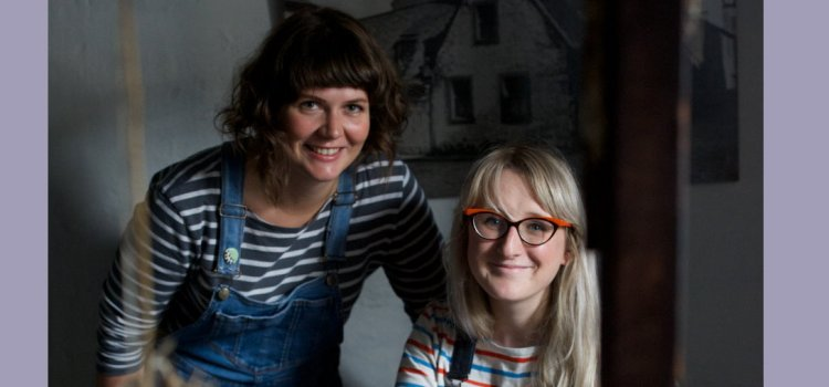 Weaving workshops to teach young buddies about Paisley's unique textile story