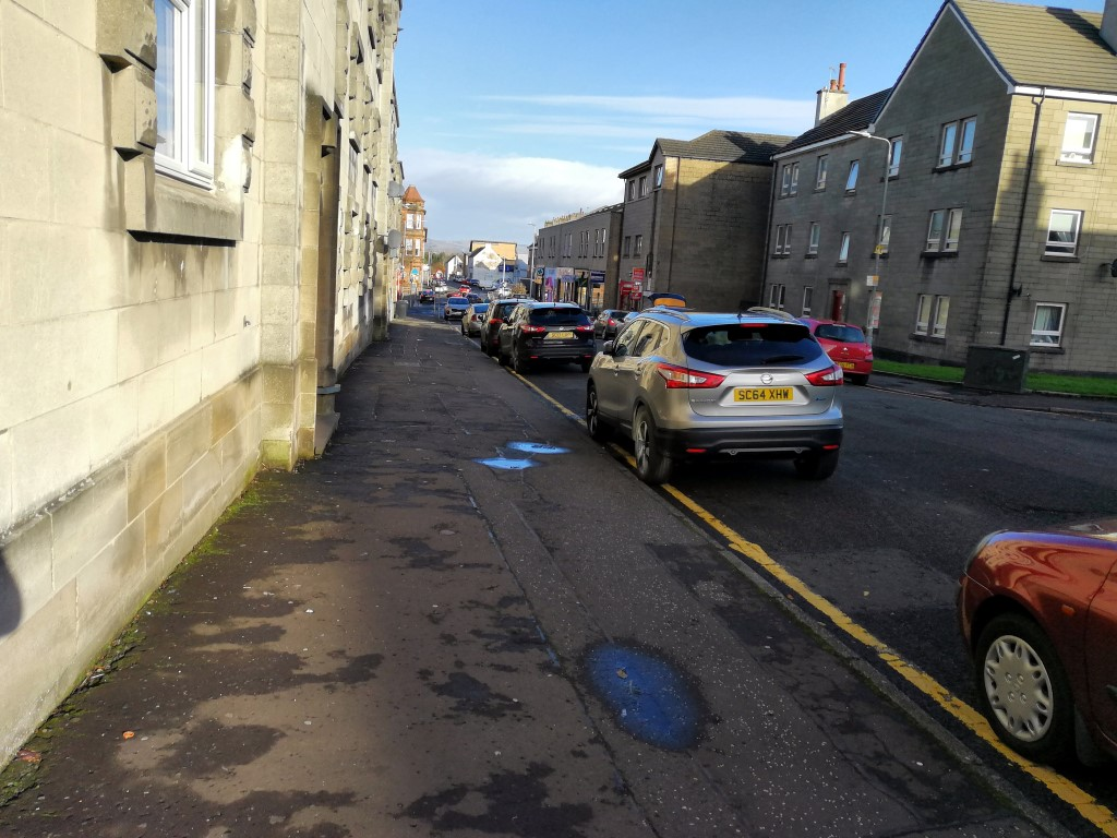 SNP Councillors to vote down Johnstone and Renfrewshire parking changes
