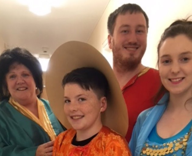 Paisley Players Amateur Dramatics Group to perform Aladdin at Gallowhill Community Centre