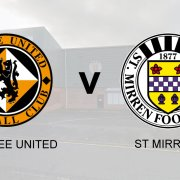 Saints defeated by Dundee United, but remain on top