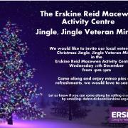 Event reminder: Jingle, Jingle Veteran Mingle event to be held tomorrow