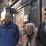 MP meets with RBS bosses to discuss Renfrew branch closure