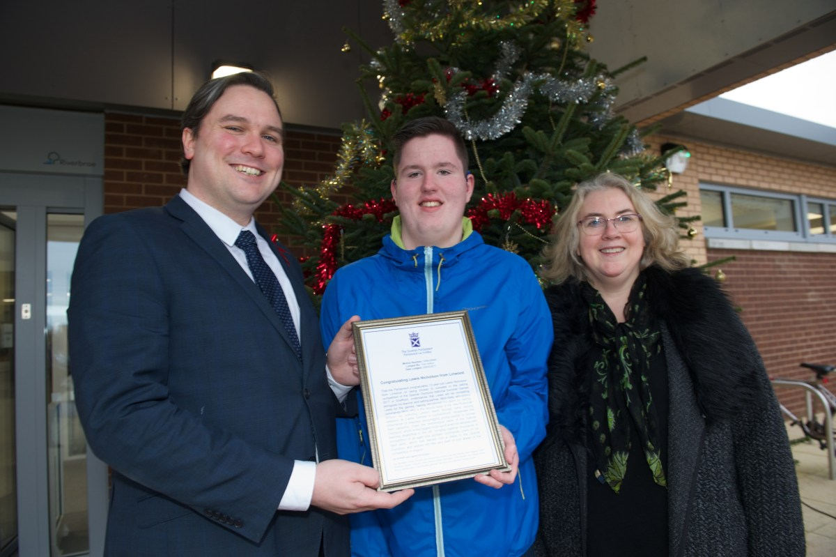 Riverbrae School in Linwood celebrates their first Christmas