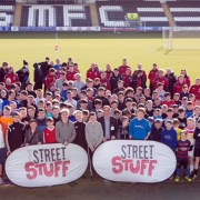 Street Stuff launches festive programme for junior football and dance fans