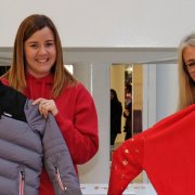 Shopping mall helps charity collect winter clothing for disadvantaged schoolkids