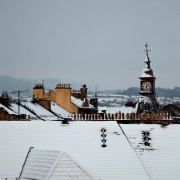 Renfrewshire has fun in the snow, photos of Friday's snow