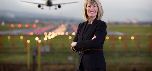 Record 9.9 million passengers traveled though Glasgow Airport in 2017