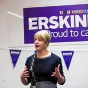 Cabinet Secretary for Health visits The Erskine Home