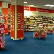 WH Smith opens a Clearance Outlet in the upstairs area of their Paisley store