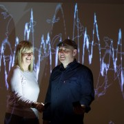 Art exhibition is earth shattering –  artwork shows what happens miles beneath the Earth's surface at Paisley Museum
