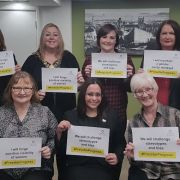 International Women's Day 2018: Provost records message to Renfrewshire's Women