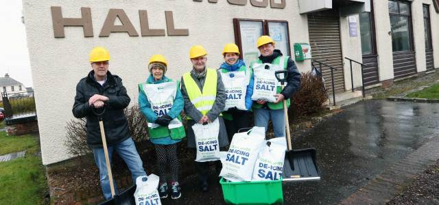 Local resilience group are at the HEART of their community