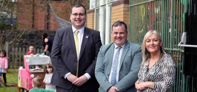 Parents set to benefit from early learning and childcare expansion as more funds become available