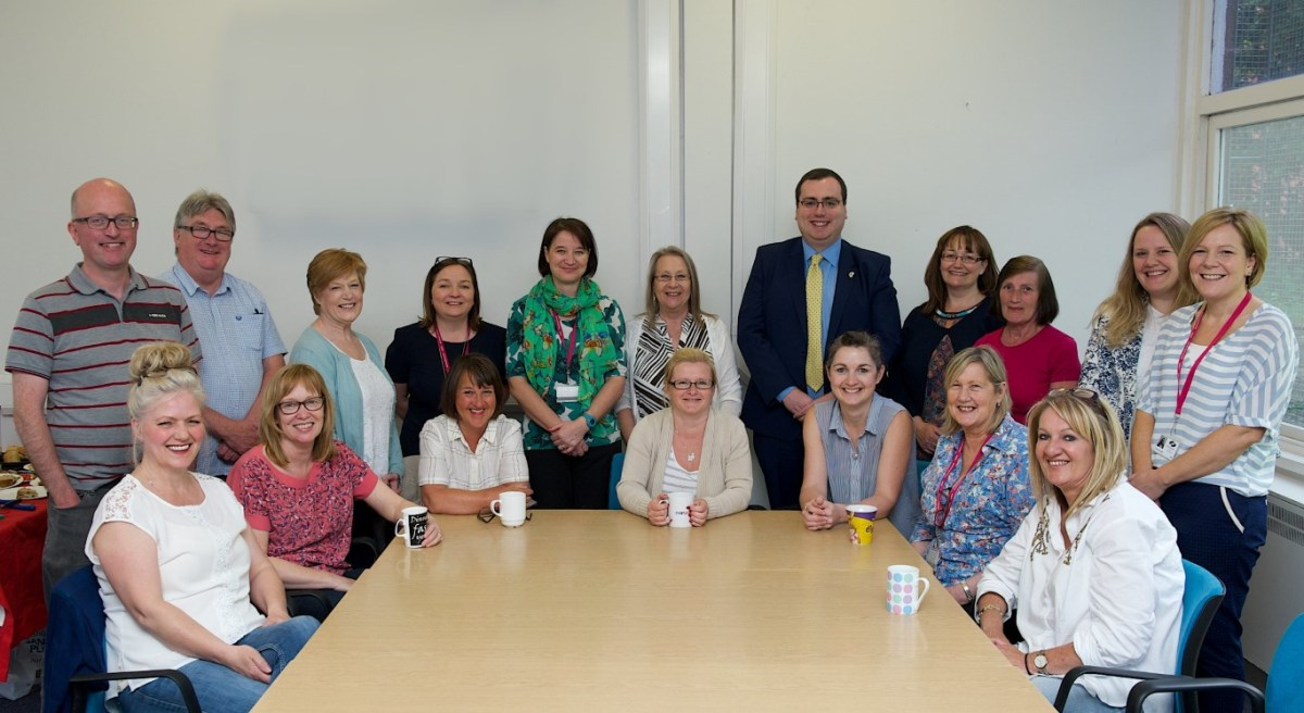 Renfrewshire Council Education convener meets fosterers in drive for carers to look after older children