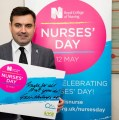 MP celebrates Nurses' Day 2018