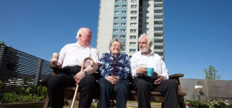 Renfrewshire high rise homes proving popular as ever