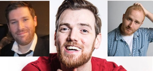 Top comedians lined up for Giffnock Comedy and Curry night at Nuffield Health Brasserie