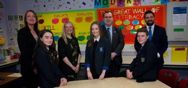 Johnstone High School continues to show improvement after latest visit from Education Inspectors