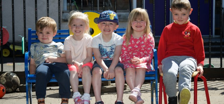 Pioneering programme gives great start for pre-schoolers and parents