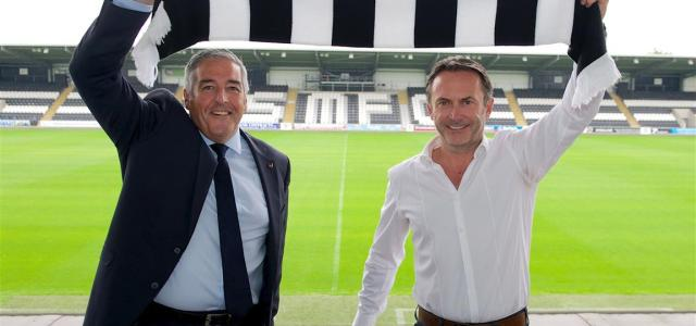 intu Braehead renews sponsorship deal with St Mirren for 13th year in a row