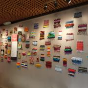New weaving exhibition launches in time for Weave Festival and Sma' Shot Day