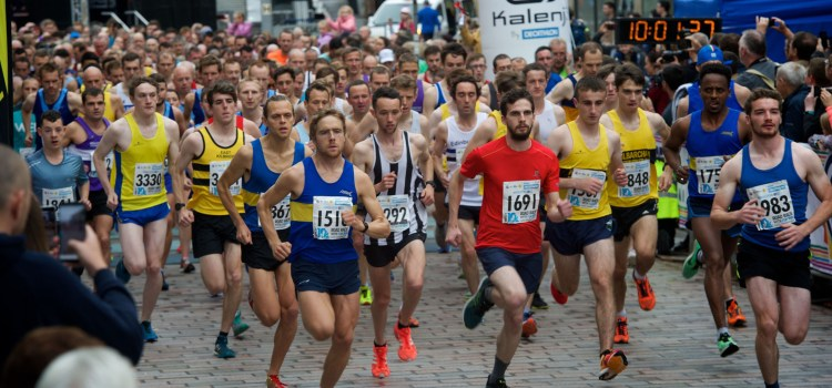 Paisley 10k Road Race 2019 – Full results by SURNAME M – Z