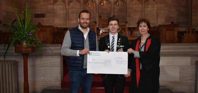 St Columba's bakes up a treat for charity