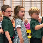 St Columba's inter-generational Music Concert is a big hit