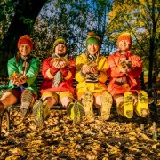 Award winning kids show Four Go Wild in Wellies to perform in Paisley