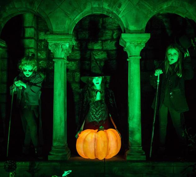 Countdown to Halloween Festival inspired by Paisley's dark witch history
