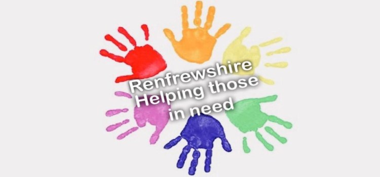 Help families this Winter by donating your unwanted clothes to 'Renfrewshire Helping Those in Need'