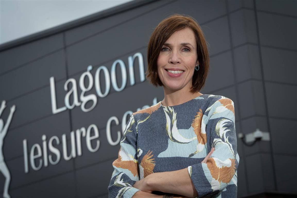 Renfrewshire Leisure appoints new chief executive Victoria Hollows