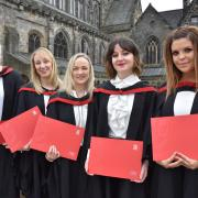Graduation for first specialist school nurses in 17 years