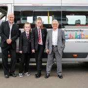 Quarriers Opt-In service receives new wheels thanks to Children's Aid