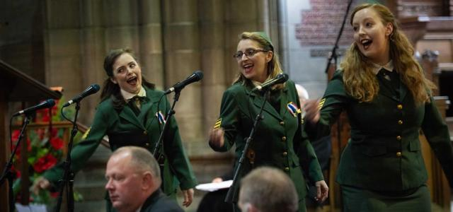 Renfrewshire Remembers: Paisley Abbey hosts special service to mark end of the First World War