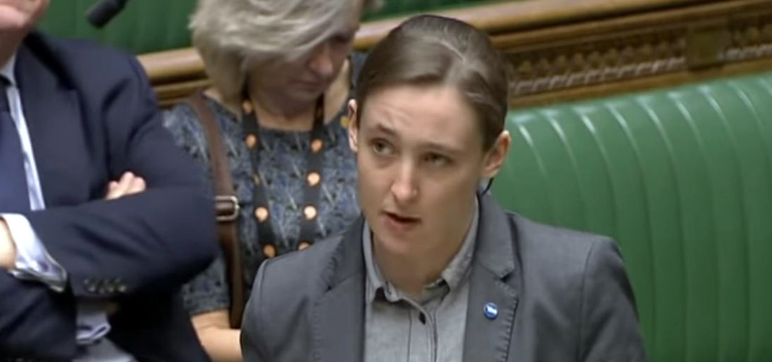 Mhairi Black MP welcomes 'ripoff' overdraft charges ban announced today
